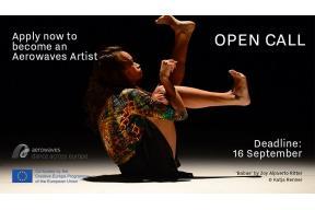 Open Call for Artists: Aerowaves Twenty