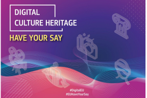 Public consultation on digital access to European cultural heritage