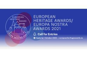 Europa Nostra Awards 2021 - European Heritage Awards