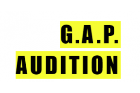 G.A.P. Audition For International Contemporary Dance Program