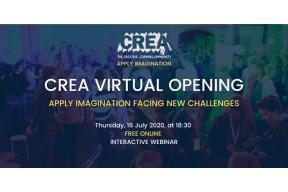 Crea Virtual Opening: Apply Imagination Facing New Challanges