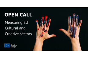 Open Call: Measuring EU Cultural and Creative sectors