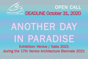 ANOTHER DAY IN PARADISE - Venice 2021