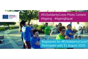 #EUSolidarityCorps Photo Contest
