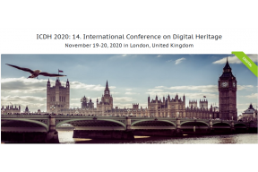 ICDH 2020: 14. International Conference on Digital Heritage