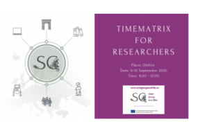 Time Matrix for Researchers Webinar