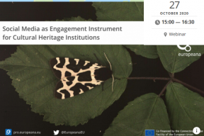 SocMed as Engagement Instrument for Cultural Heritage Institutions