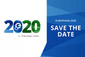 Europeana 2020