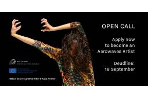 Calling all talented emerging choreographers based in Europe