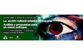 Informe sobre el estado de la Cultura 2020