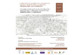 Conference on Traditional Building Architecture and Urbanism