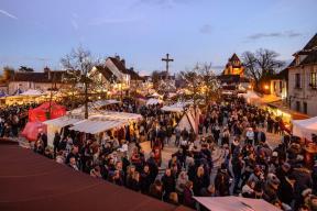 Marché Médiéval de Noël à Provins 2020