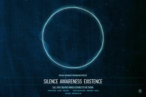 Silence Awareness Existence - Thematic residency, Finland, Winter 2021