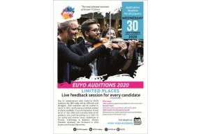 COMPETITION TO THE EUROPEAN UNION YOUTH ORCHESTRA