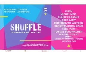 SHUFFLE - Luxembourg Jazz Meeting