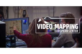 Les Rencontres Audiovisuelles proposent une formation Video mapping