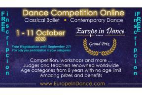 EUROPE IN DANCE GRAND PRIX
