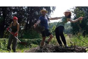 Permaculture and Ecovillage – European Voluntary Service