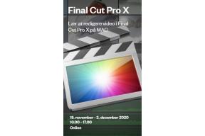 Final Cut Pro X Online