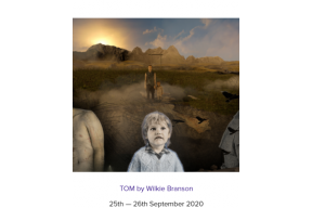 TOM by Wilkie Branson