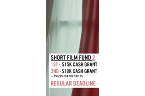 2020 Short Film Fund - Regular Deadline Sept 30th