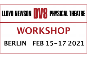 DV8 PHYSICAL THEATRE WORKSHOP