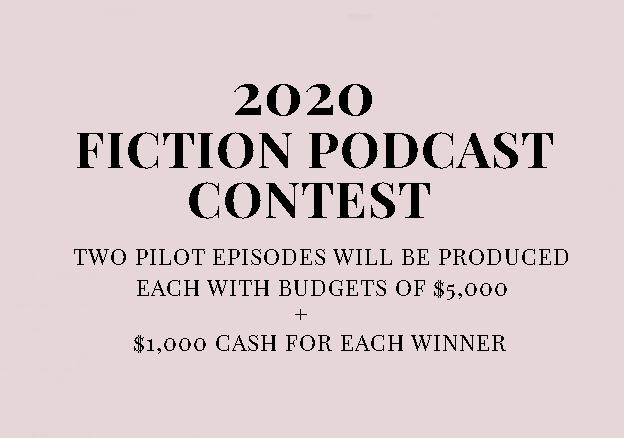 Shore Scripts Fiction Podcast Contest is now OPEN!