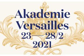 Akademie Versailles 2021