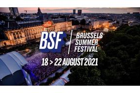 BRUSSELS SUMMER FESTIVAL 2021
