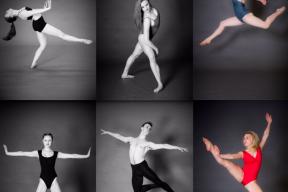 Ballet Cymru's Pre-Professional Programme
