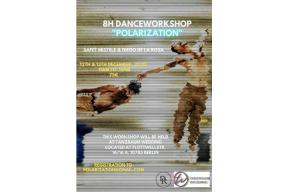 """Polarization"" 8h Experimental Dance Workshop Berlin"