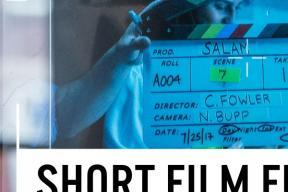 Short Film Fund | Final Deadline – OCT 31ST.