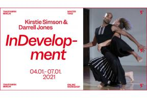ONLINE WORKSHOP WITH KIRSTIE SIMSON & DARRELL JONES