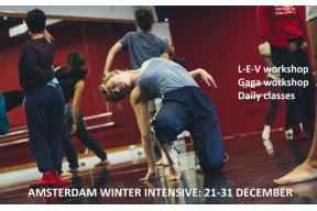 Amsterdam HJS Winter Intensive
