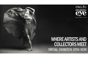 ING Discerning Eye Exhibition - Now Online