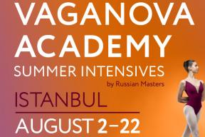 Vaganova Academy Summer Intensive by Russian Masters 2021