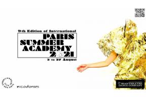 9th edition of International PARIS SUMMER ACADEMY