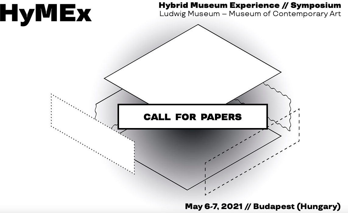 Call for papers: Hybrid Museum Experience Symposium - HyMEx