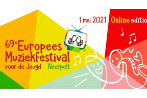 EUROPEAN MUSIC FESTIVAL FOR YOUNG PEOPLE 2021: online edition