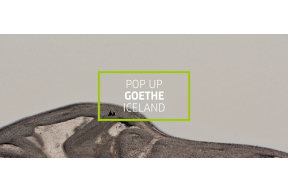Open Call for Curators: POPUP Goethe Iceland