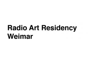 Radio Art Residency Weimar