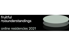 Fruitful misunderstandings: online residence