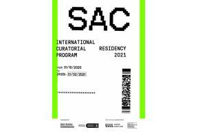 Open Call: SAC International Curatorial Residency Program 2021