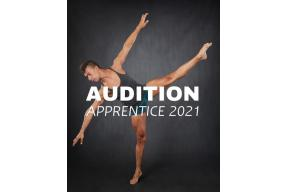 Audition Announcement for Apprentice Dancer 2021