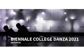 Biennale College Danza 2021: Bando per danzatori