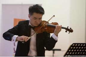 The Allegra International Competition - Violin, Viola and Cello