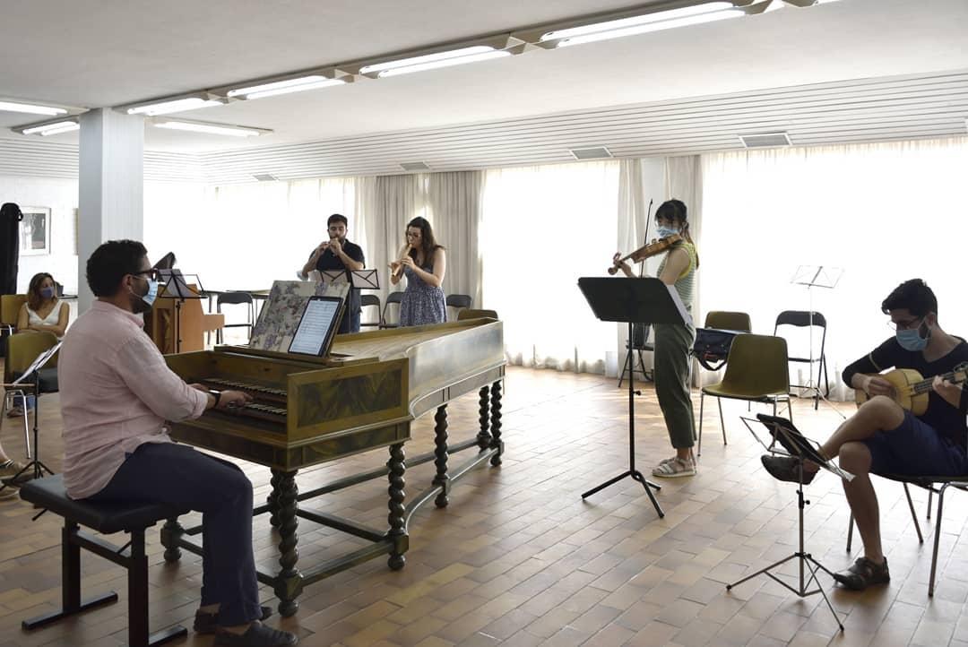Granada Festival Baroque Academy