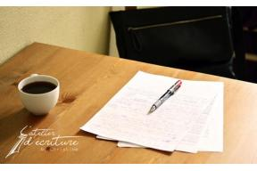 Devenir un écrivain productif et discipliné (stage en ligne)