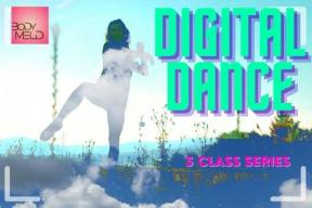Digital Dance online workshop