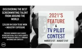 OPEN CALL: Feature Screenplay & TV Pilot contest